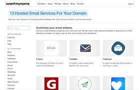 The Guide To Getting Your Own Custom Email Address
