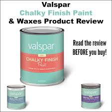 Small Picture Valspar Chalky Finish Paint Review via KnickofTimenet