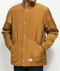 Benny Gold Park Copper Quilted Jacket | Zumiez & Benny Gold Park Copper Quilted Jacket ... Adamdwight.com
