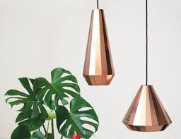copper lighting fixtures. MORE LIGHTING IDEAS: A DREAMY AUSTRALIAN HOME WITH ICONIC DINING ROOM CHANDELIERS Copper Lighting Fixtures E