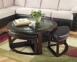 furniture appealing round living room table 3 top notch decoration with wood and glass coffee along