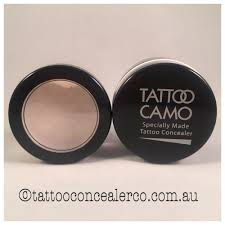 details about tattoo camo tattoo coverup makeup scar camouflage tattoo concealer single kit