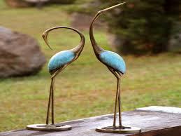garden cranes. Laundry Room Accents Metal Crane Garden Statues For Inside Cranes