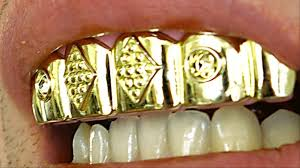 Gold Grill Designs The Ancient History Of Grills Vice