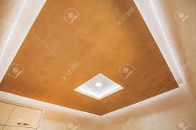 Stretch Ceiling Film The Design Of The Apartment Renovated