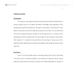 reflections essay example co reflections essay example