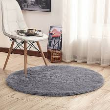 modern fluffy area rugs ultra soft carpet children kids playing protect mat