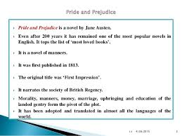 book review of pride and prejudice in words book review pride and prejudice by jane austen charles