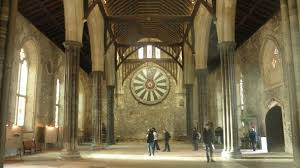 winchester round table castle