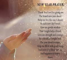 Christian New Year Quote Best Of New Year Prayer Happy New Year 24 Wishes Quotes Poems Pictures