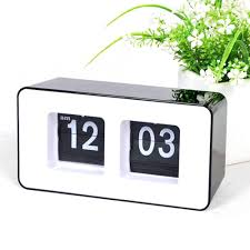 interesting desk clocks high quality new design simple modern unique retro concise simple cube nice desk