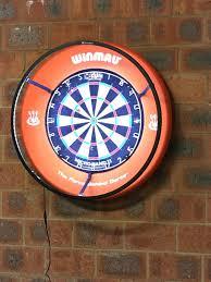 target vision led dartboard lighting system