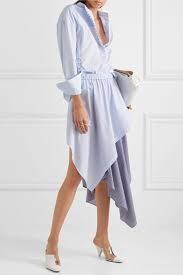 3 1 Phillip Lim Size Chart Faux Pearl Embellished Cotton Poplin Shirt