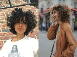 Long Curly Bob Hairstyles Absolutely Adorable Curly Bob Hairstyles Hairdromecom