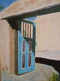 open door painting. I Love This Painting. My Mother, Jan, Painted It For Me At A Turning Point In Life When Received Master\u0027s Degree. She Said The \u201copen Door\u201d Was Her Open Door Painting