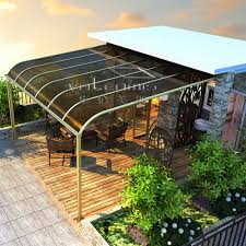 Canopy Design For Terrace Polycarbonate Awning Images Photos Pictures On Alibaba