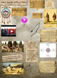 Lipan Apache Tribe Of Texas Text Images Music Video Glogster