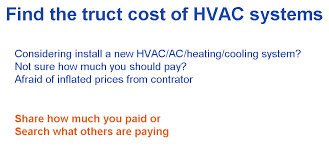 trane heat pump cost. Beautiful Cost Considering Install A New HVACACheatingcooling System Not Sure How Much For Trane Heat Pump Cost