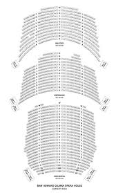 Bam Gilman Opera House Seating Chart Bam Howard Gilman Opera House Seating Chart Theatre In New York