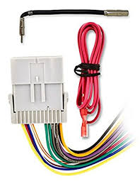 amazon com metra 70 2003 radio wiring harness for gm general metra 70 2003 radio wiring harness for gm general motors 98 08 harness