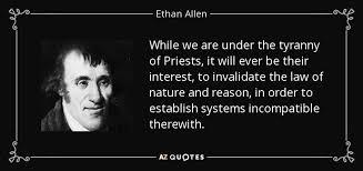 Ethan Allen Quotes