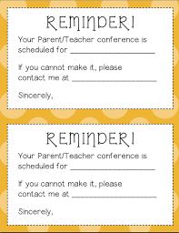 parent teacher conference letters parent teacher conference form lesson boutique