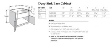 farm sink sizes. Plain Sink Waypoint Offers Two Cabinets Specifically Designed To Accommodate Apron  Front Sinks DSB30 AndDSB36 That Fit Most Farm Sinks In Farm Sink Sizes O