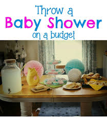 Baby Showers On A Budget Baby Shower On A Budget This Mama Loves