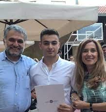 """rusen cakir على تويتر: """"Ali Deniz'i mezun ettik!… """""""