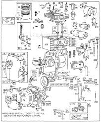 similiar briggs and stratton 675 series engine diagram keywords briggs and stratton 80300 series parts list and diagram