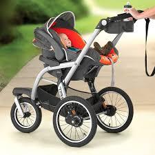 jogger car seat stroller combo