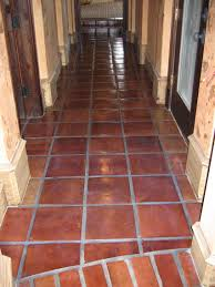 Kitchens With Saltillo Tile Floors Mexican Saltillo Tile I Really Like The Warmth Of This I Think