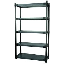 grosfillex maximup 48 in modular shelving storage unit view larger