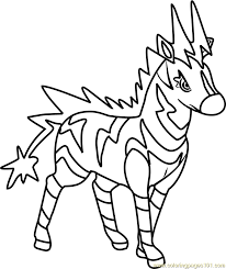 Small Picture Goodra Coloring Pages Coloring Pages