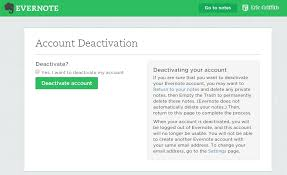 how to delete your accounts from the