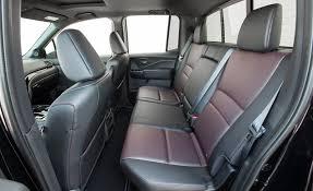 2018 honda ridgeline interior review car and driver