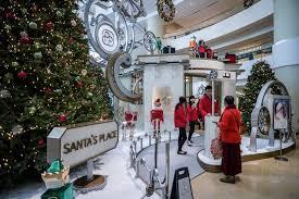 christmas decorations for hong kong malls
