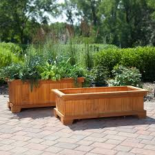 planters large patio planters inexpensive large planter ideas rectangle  wooden boxes patio planters for herb