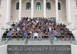 World University Of Design Logo World University Of Design Wud Indian Education News