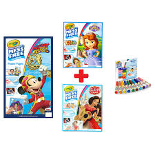Crayola Color Wonder Coloring Books And Markers Free Printable Pages