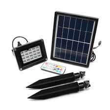 Delingha Solar Light Control SystemSolar Light Project