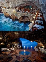 underwater restaurant disney world. Dine In The Cave, Ristorante Grotta Palazzese, Puglia, Italy Underwater Restaurant Disney World