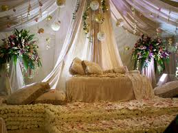 Wedding Bedroom Decorations Arabic Wedding Stage Arabic Wedding Decor Pinterest