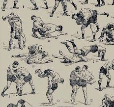 Wrestling Moves Chart Wrestling Holds Moves French Dictionary Paris France