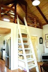 wooden loft wood loft ladder ideas good idea wooden ladders with handrails i loft ladder timber