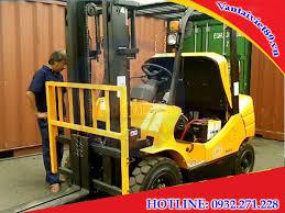 Dịch vụ cho thuê xe nâng tay tại Hà Nội