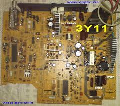 Erisson s14 chassis 3y11 секреты ремонта - Блоги