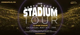 Seating Chart Target Center Garth Brooks Twelve Time Cma Acm Entertainer Of The Year Garth Brooks