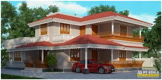 kerala traditional house design