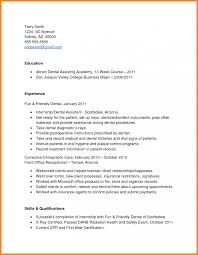 Assistant Resume Dental Templates Saneme